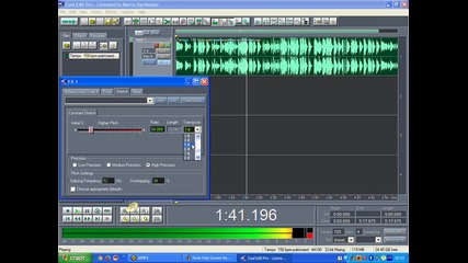 Vall Killer - autotune vocal in cool edit pro 2014