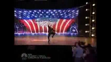 Americas Got Talent - Jonathan Aarons