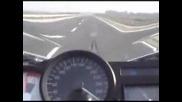 С BMW k1200s по магистрала !!!