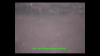 Термична конвекция във Варна и буря в Нови Хан