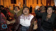 Guatemalan Vice President Baldetti Steps Down After Top Aide Implicated in Corruption Scandal