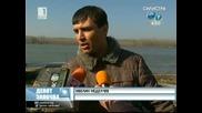 етап в териториалните претенции на Румъния. Румънски граничари тормозят български рибари.