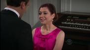 How I Met Your Mother s09e22 (bg subs) - Как се запознах с майка ви сезон 9 епизод 22