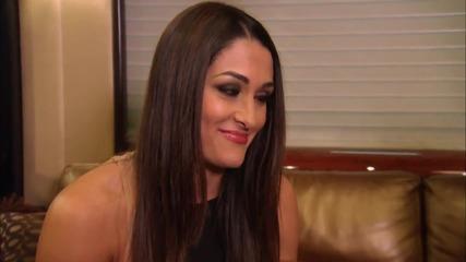 Nikki Bella reveals her secret to John Cena: Total Divas, March 23, 2014
