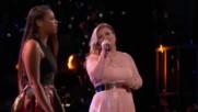 Kelly Clarkson & Koryn Hawthorne - Rock Classics R&b - I'd Better Not See - Live - Hd