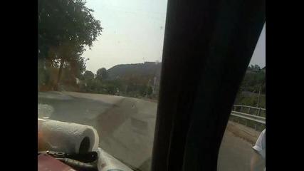 Пътуване до Лариса с Веско 1