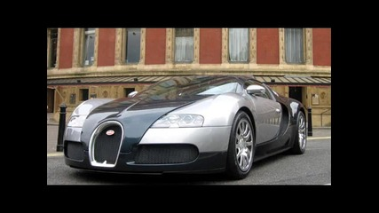 Ferrari Enzo Или Bugatti Veyron