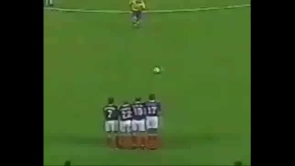 Най - Силните Удари Във Футбола