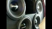 4 x 18 Subwoofers