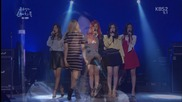 Red Velvet - One Of These Nights @ 160401 Kbs You Hee-yeol's Sketchbook