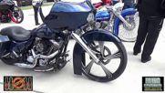 Daytona Bike Week - 2016 - Full Throttle Custom Bike Show International Speed Way