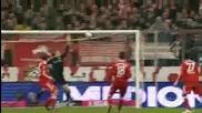 13.03.2010 г. Байерн - Фрайбург 2 - 1