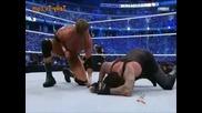 Wrestlemania 27 Triple H vs Undertaker No Holds Barred Part 4 5 (hq)