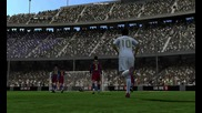 Real M - Barcelona ! Perfect Free Kick
