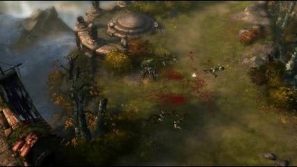 Diablo 3 Barbarian - Whirlwind