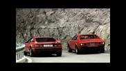 Bmw M1 vs Ferrari