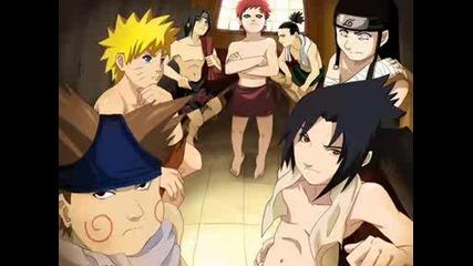 Hot and Sexy Naruto Boys