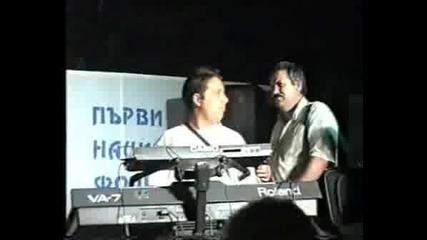 Божидар Симеонов - Импровизация