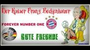 Franz Beckenbauer-gute Freunde Kann Niemand Trennen 1966