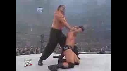 Great Khali Vs Batista (SummerSlam07)Part2