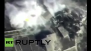 Syria: Pinpoint Russian strike knocks out stronghold in Al-Ghab plain