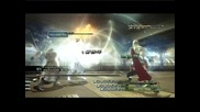 Final Fantasy 13 - Битката Срещу Cid Raines