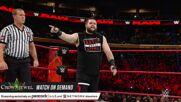 Roman Reigns & Kevin Owens vs. Cesaro & Sheamus: Raw, Nov. 14, 2016 (Full Match)
