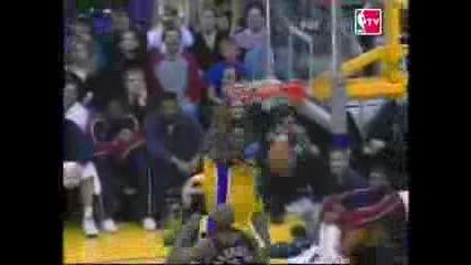 Kobe Bryant - Top 10 Dunks