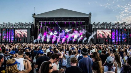 MTV Presents Varna Beach Tinie Tempah - WRITTEN IN THE STARS - Live 15.07.2017