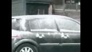 Ето как да не отключвате замръзнала кола
