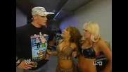 070708 John Cena With Mickie James