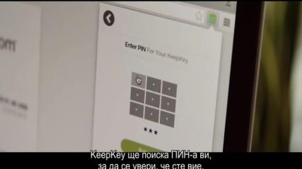 keepkey - хардуерен портфейл