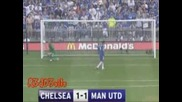 Manchester United 1 - 1 (3 - 0) Chelsea /final