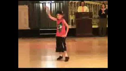 6 Year Old Hip Hop Star