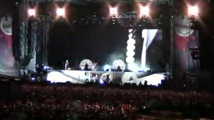 Metallica Live 2010, Master Of Puppets, Sofia , Bulgaria, Hq