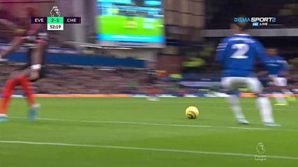 Челси прониза Евертън, върна се в мача