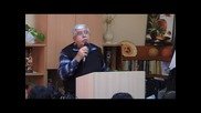 Няма ситуация , в която Бог да няма отговор - Пастор Фахри Тахиров