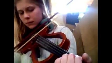 Korpiklaani - Midsummer Night Violin cover