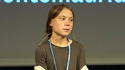 Spain: Thunberg urges world leaders to grasp urgency of climate crisis
