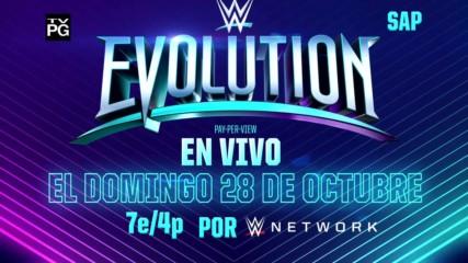 WWE Evolution (Espanol)