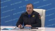 Russia: EMERCOM chiefs hold briefing as Yaroslavl blast death toll hits 7
