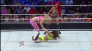 Nikki Bella vs. Natalya - with Special Guest Referee Eva Marie: Smackdown, May 16, 2014