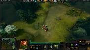 Windrunner offlane blinde powershot