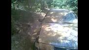 Hyundai затънал в кал - Дренов