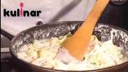 Рецепта за паста - Талиатели ла мама