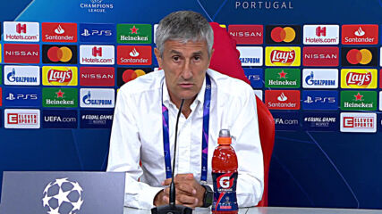 Portugal: Barca coach 'tremendously frustrated' after Bayern defeat in Champions League