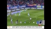 """""""Атлетико"""" (Мадрид) с първа домакинска загуба – 0:1 от """"Реал"""" (Сосиедад)"""