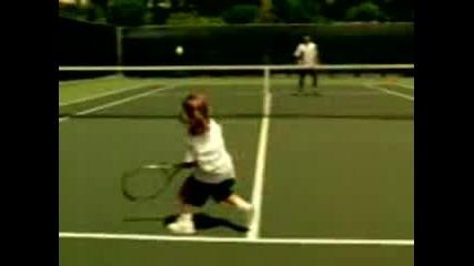 Малко Фенче На Тенис