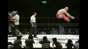Bas Rutten vs Kengo Watanabe
