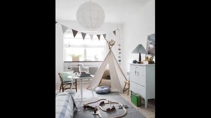 Най-хубавите детски стаи